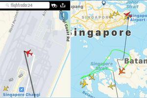 Máy bay Boeing của Singapore Airlines bị cảnh báo có bom