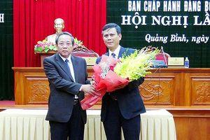 Bí thư Thị ủy Ba Đồn trúng cử Phó Bí thư Thường trực Tỉnh ủy