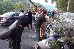 Khởi tố tài xế gây tai nạn trên cao tốc Liên Khương - Đà Lạt