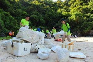 Hạ Long, Cát Bà hướng tới thành phố kiểu mẫu về quản lý rác thải ven biển
