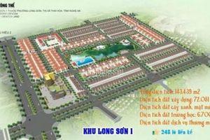 Dự án nghìn tỷ 'nằm trên giấy', Cienco 4 lại được giao thêm hàng trăm nghìn m2 đất tại Nghệ An
