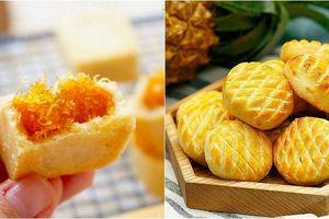Hướng dẫn làm bánh dứa Đài Loan đơn giản mà ngon chuẩn vị
