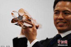 Ngọn đuốc Olympic Tokyo 2020 lấy cảm hứng từ hoa anh đào