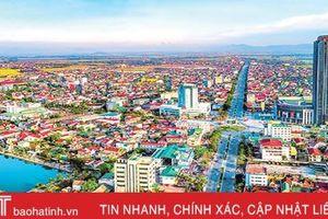 Dốc sức hoàn thiện quy hoạch tỉnh Hà Tĩnh giai đoạn 2021 - 2030