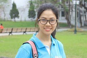 Nữ sinh '5 tốt' Hà Nội: Hoạt động Đoàn là bước đệm trưởng thành