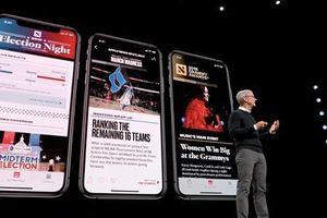 Ứng dụng đọc tin trả phí Apple News+ mới ra mắt có gì hay?