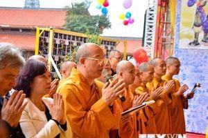 Đình chỉ chức vụ trong Giáo hội Phật giáo với trụ trì chùa Ba Vàng