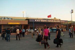 Nổ súng tại sân bay ở Thổ Nhĩ Kỳ, 1 cảnh sát bị thương