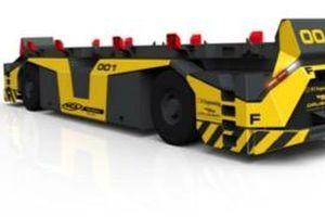 Cảng Singapore chọn mua xe tự hành AGV PERFORMANCE 65 tấn phục vụ bốc dỡ hàng hóa