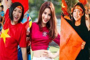 Sao Việt vỡ òa trước chiến thắng đậm nhất trong lịch sử của đội tuyển Việt Nam trước U23 Thái Lan
