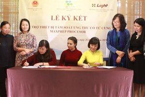 Thêm cơ hội tầm soát ung thư cổ tử cung miễn phí cho phụ nữ Hà Nội