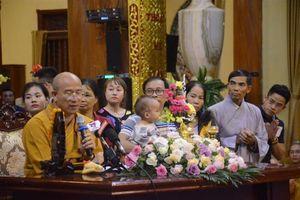 Trụ trì chùa Ba Vàng Thích Trúc Thái Minh bị tạm đình chỉ chức vụ, sám hối Đại Tăng