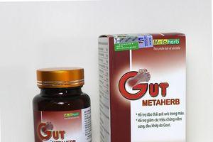 Cẩn trọng khi mua thực phẩm chức năng Viên Gut Metaherb trên mạng