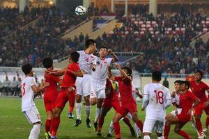 U23 Việt Nam sẽ gặp bất lợi nếu chỉ xếp nhì bảng