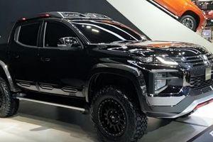 Mitsubishi Triton Absolute 2019 trình làng - Đối trọng của Ford Ranger Raptor