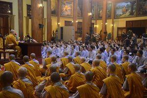Kỷ luật Trụ trì chùa Ba Vàng: Vì sao phải chờ hướng dẫn của GHPG Việt Nam?