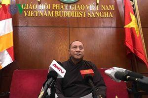 Đề xuất đình chỉ chức vụ trong GHPGVN với thầy Thích Trúc Thái Minh