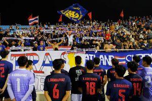 Báo Thái Lan: 'Ác mộng! U23 Thái Lan bầm dập trước U23 Việt Nam'
