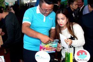 Đồng hành quảng bá du lịch Bình Thuận qua lượt 'like' tại Hội chợ du lịch VITM Hà Nội 2019