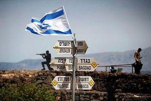 Mỹ quyết định 'đổ dầu' vào 'ngọn lửa' Cao nguyên Golan