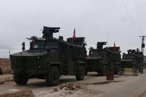 Nga và Thổ Nhĩ Kỳ hợp tác tuần tra lần đầu tiên tại Tel Rifat của Syria