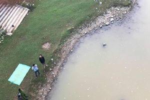 Thi thể 1 nữ sinh THCS trên sông Hiếu