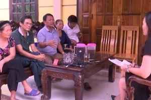 Sóc Sơn: Bất bình với kết luận Thanh tra, người dân kiến nghị 'khẩn'
