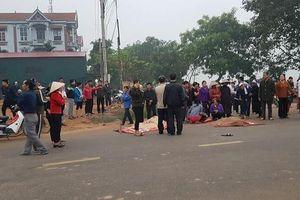 Xác định nguyên nhân ban đầu vụ xe khách tông 7 người đi đưa tang tử vong