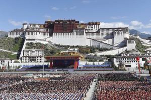 Trung Quốc ra Sách Trắng về Tây Tạng