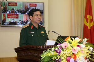 Bộ Quốc phòng tổ chức Hội nghị tập huấn Luật Quốc phòng năm 2018