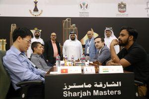 Lê Quang Liêm, Nguyễn Anh Khôi 5 ván bất bại ở giải cờ vua quốc tế UAE
