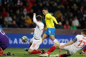 Brazil và Argentina lấy lại danh dự trong các trận giao hữu