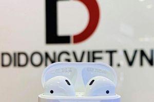 Tai nghe không dây Airpods 2 xuất hiện tại Việt Nam