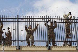 Bộ Quốc phòng Mỹ phân bổ 1 tỉ USD cho bức tường biên giới của ông Trump