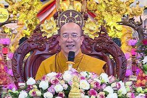 Đình chỉ mọi chức vụ giáo hội, còn vị trí trụ trì chùa Ba Vàng đơn vị nào xử lý?