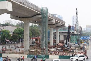 Metro Nhổn - Ga Hà Nội lại có nguy cơ vỡ tiến độ do thiếu vốn