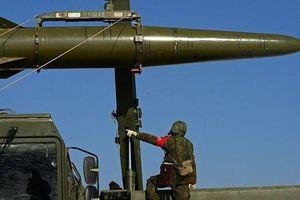 Tình báo Ukraine nghi Nga dự định đưa vũ khí hạt nhân tới Crimea
