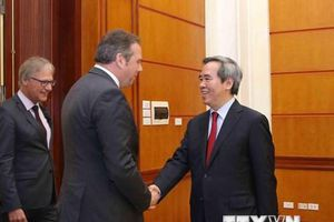 Quốc hội, các chính đảng ở Đức sẵn sàng hợp tác với Việt Nam