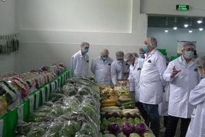 Các nhà nhập khẩu Singapore để mắt đặc biệt tới hơn 18 loại nông sản ở Lâm Đồng