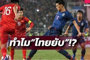 Báo chí và người hâm mộ Thái Lan nói gì về trận thua thảm trước U23 Việt Nam?