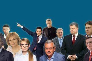 Hơn 2.000 quan sát viên tham gia cuộc bầu cử Tổng thống Ukraine