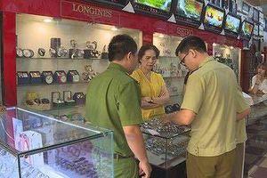 Đắk Lắk:Tạm giữ trên 500 chiếc đồng hồ nghi làm nhái của thương hiệu nổi tiếng