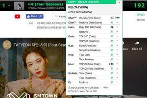 4 lí do khiến màn tái xuất của Taeyeon với 'Four Seasons' trở nên đặc biệt hơn bao giờ hết