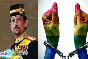 Brunei ban hành luật cho phép ném đá người đồng tính đến chết