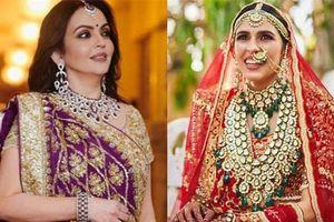 Cô dâu 'sướng nhất năm' được mẹ chồng tặng quà cưới hơn nghìn tỷ đồng