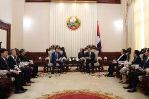 Việt Nam - Lào thúc đẩy mở rộng hợp tác lao động và xã hội
