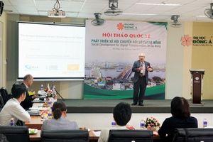 Phát triển xã hội chuyển đổi số tại Đà Nẵng
