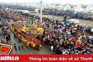 Tưng bừng Lễ hội Cầu Ngư xã Ngư Lộc