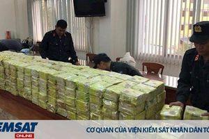 Khởi tố 4 đối tượng trong vụ vận chuyển ma túy 'khủng' từ Tam Giác Vàng về Việt Nam