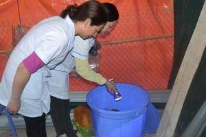Quận Hà Đông phát động chiến dịch vệ sinh môi trường phòng, chống dịch bệnh sốt xuất huyết